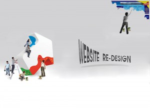 Website Redesign Company India