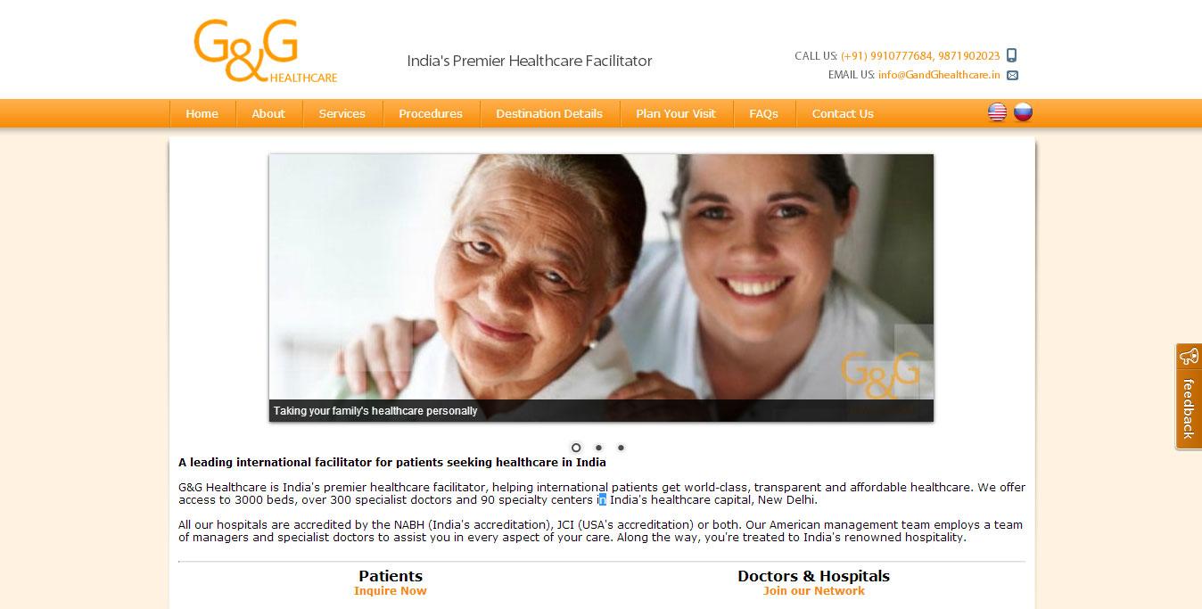 G & G Healthcare