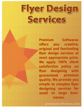 Flyer Design Company
