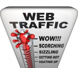 gain high traffic